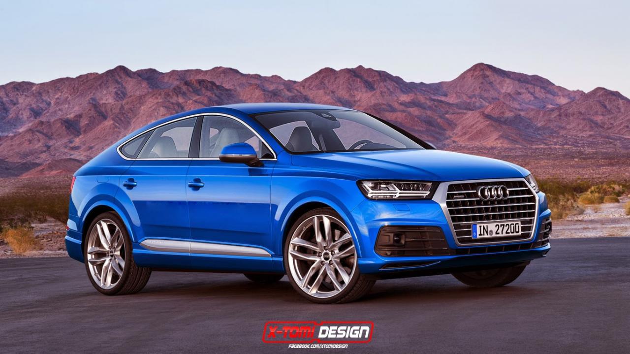 Der Beitrag Audi Q8 offiziell von Audi bestätigt erschien zuerst auf ...