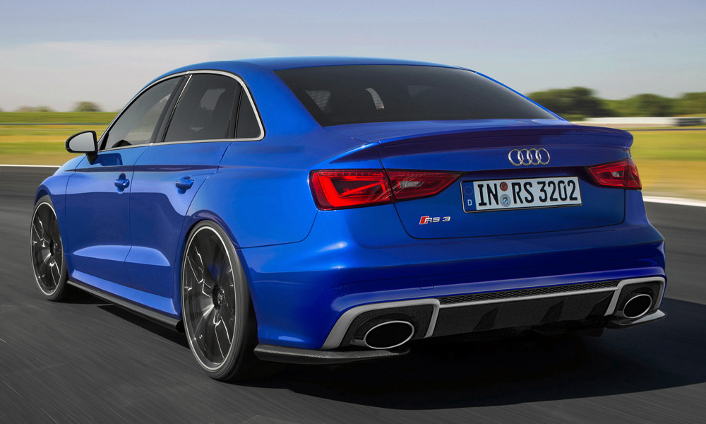 Audi Rs3 Limousine Neue Bilder Audi Blog