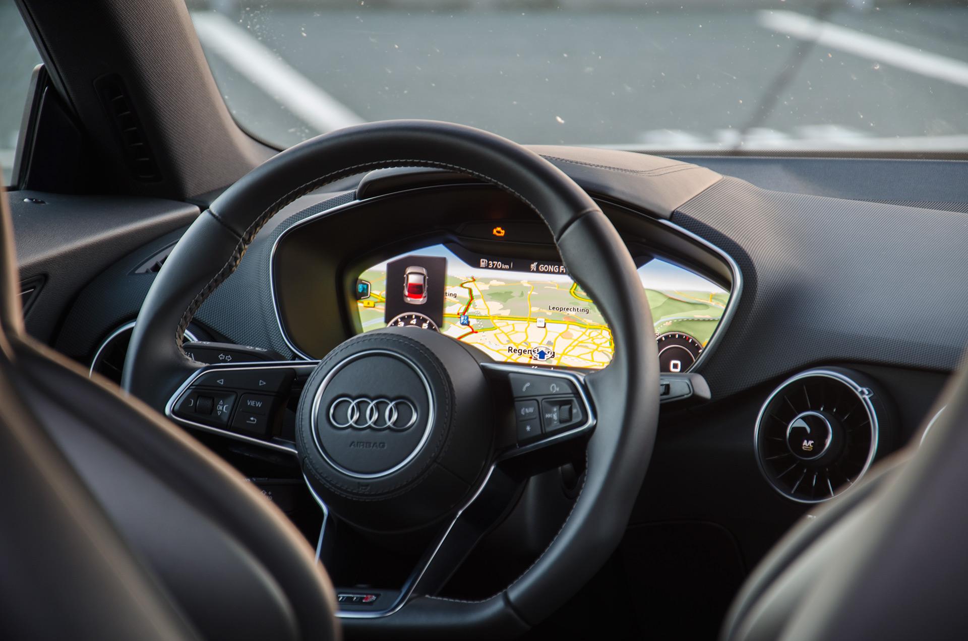 Audi TTS Car Review (2)