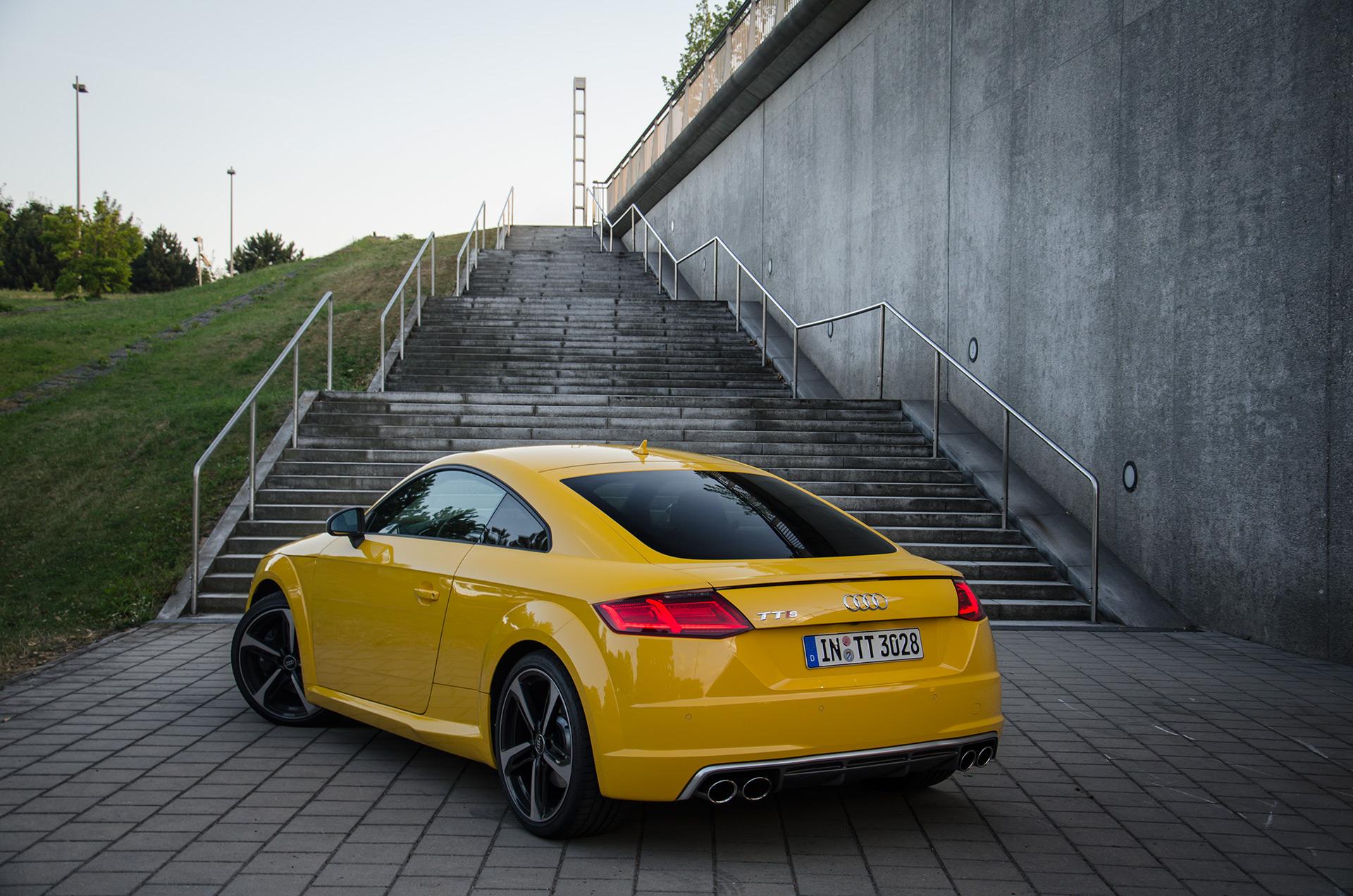 Audi TTS Car Review (3)