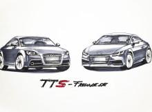 Rebecca Weiss Audi TTS
