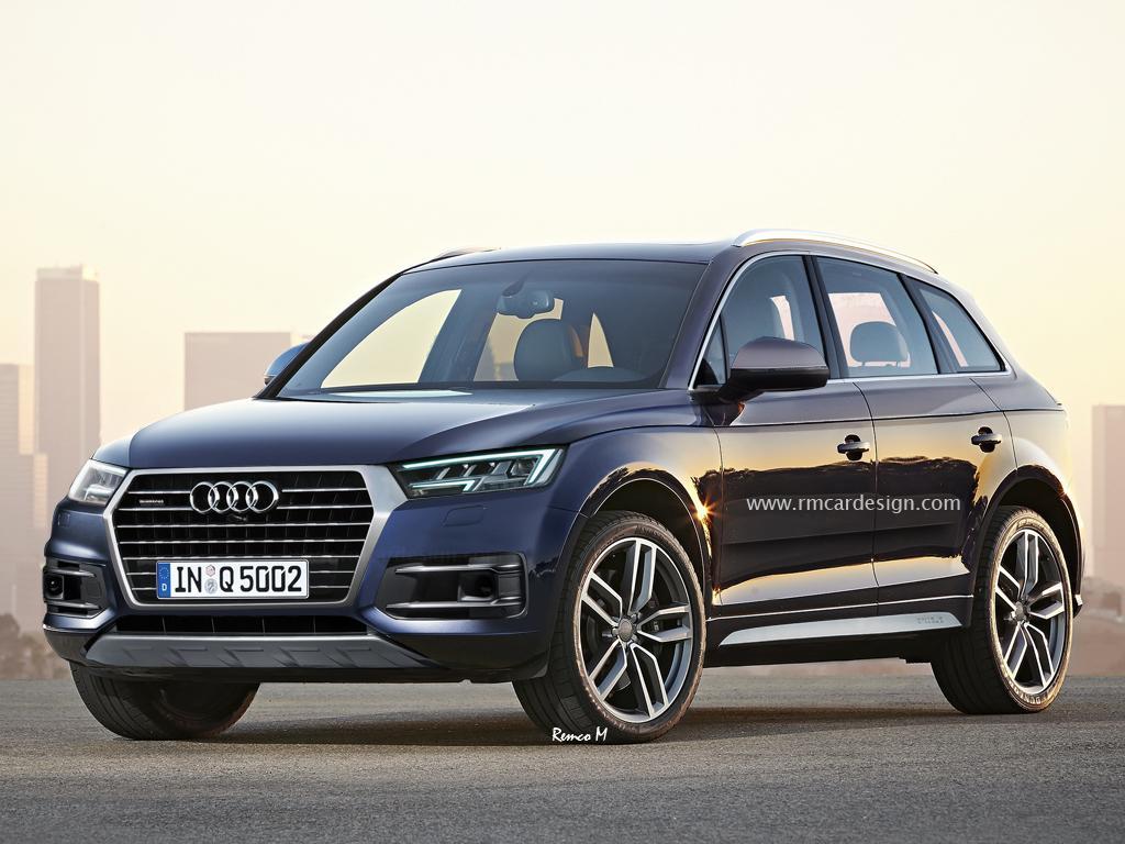 Audi Q5 MK2 (1)