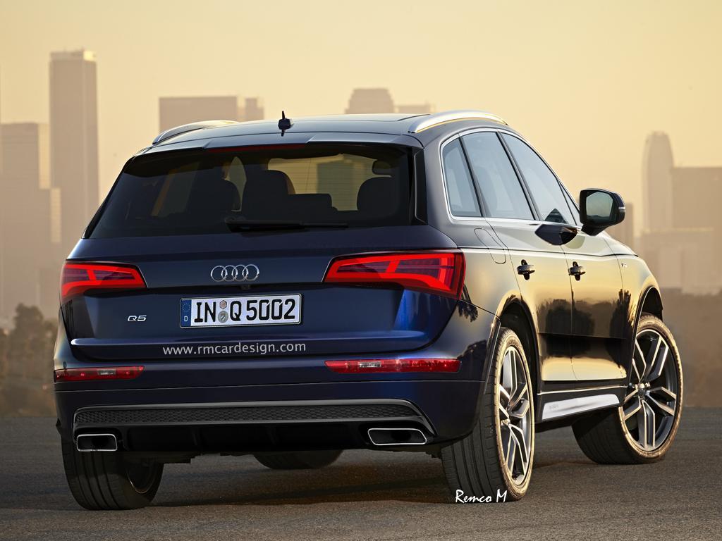 Audi Q5 MK2 (2)