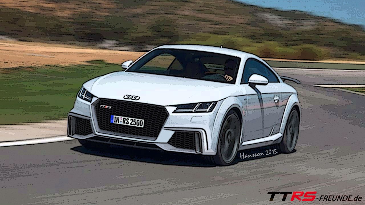 Audi Tt Rs | 2016 - 2017 Best Cars Review