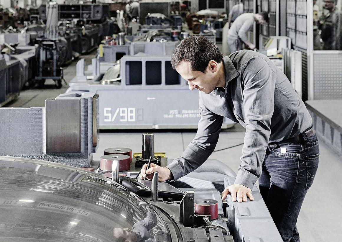 Audi-Werkzeugbau