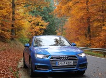 Audi Fahrwerksentwicklung