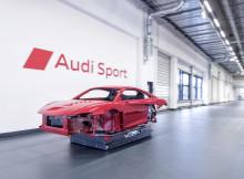 Audi R8-Manufaktur