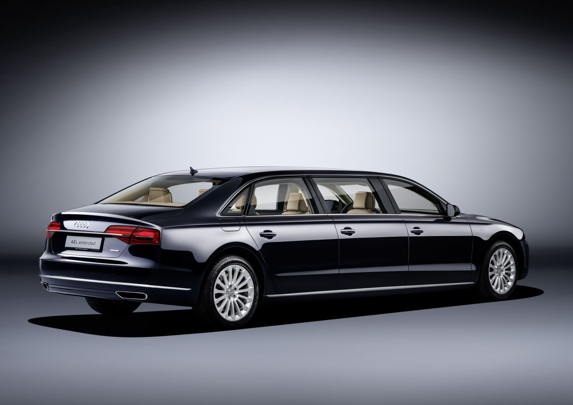 Audi A8 L extended 1