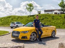 Audi S3 vegasgelb