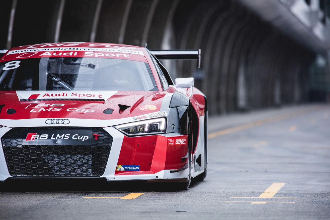 Audi R8 LMS Cup 2016 1