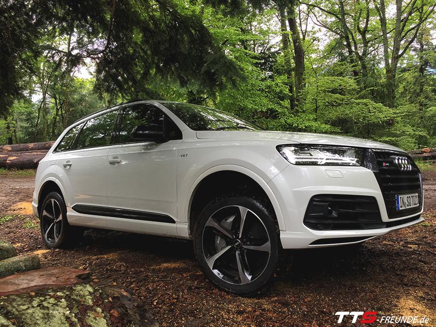 Audi SQ7 TDI quattro Fahrbericht