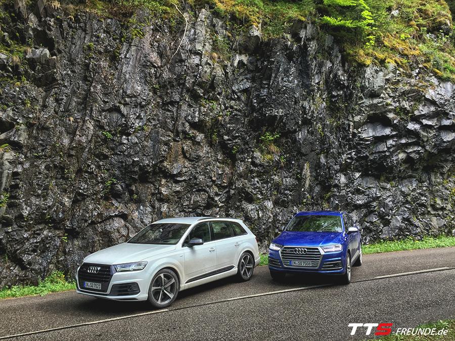 Audi SQ7 TDI Exterieur