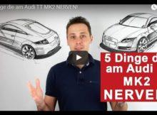 Audi TT Probleme