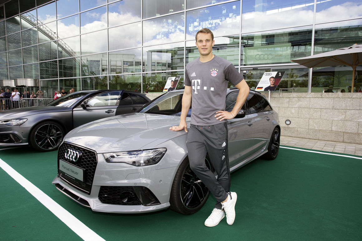 Thomas Müller Audi RS6