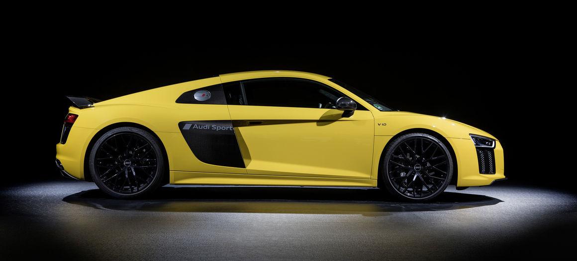 Mattierung von lackierten Oberflächen - Audi machts möglich!