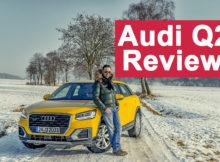 Audi Q2 Test