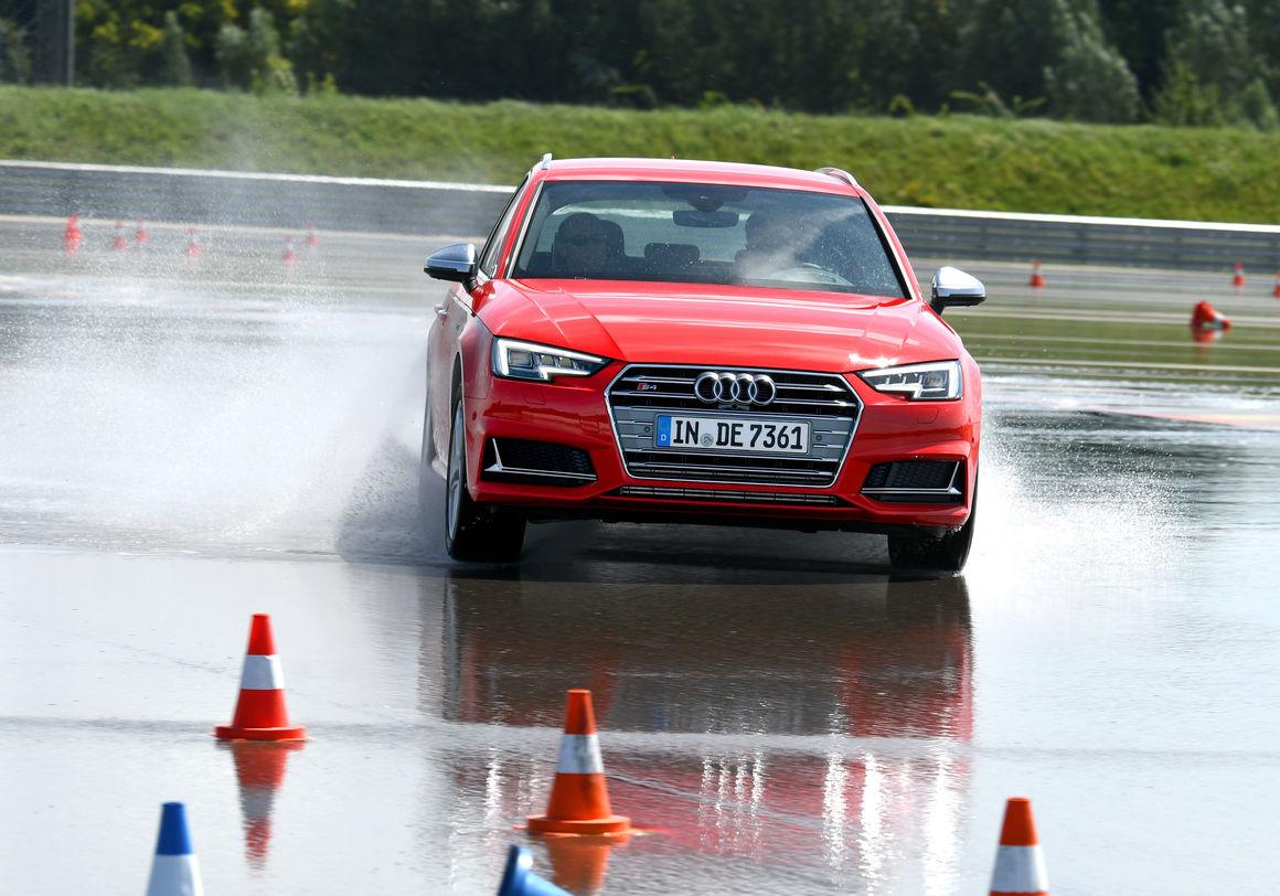 Audi driving experience Neuburg